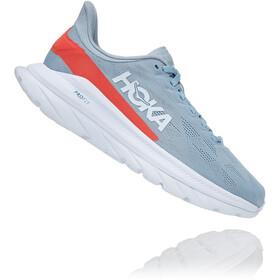 Hoka One One Mach 4 Shoes Women, azul